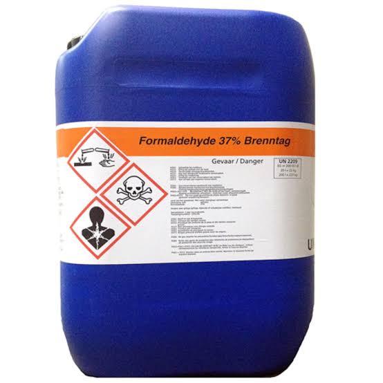 Formaldehyde amaris chemical solutios