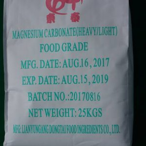 Magnesium carbonate food grade amaris chemical solutions