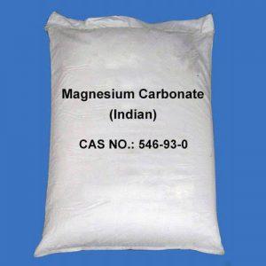 Magnesium carbonate tech grade