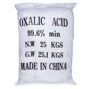 Oxalic acid amaris chemicals