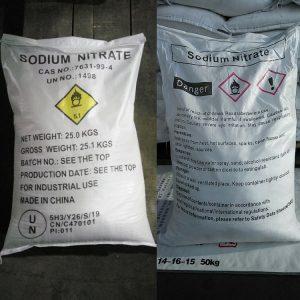 Sodium nitrate amaris chemical solutions