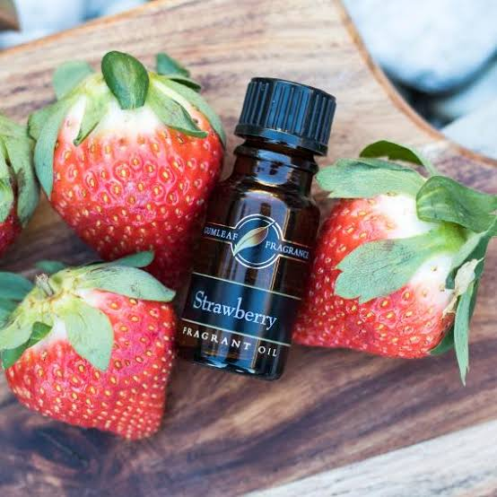 Strawberry fragrance amaris chemical solutions
