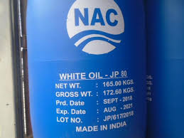 White oil amaris chemical solution