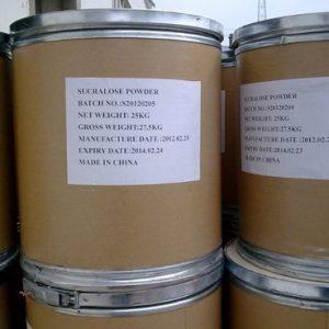 Sucralose sweetener amaris chemical solutions