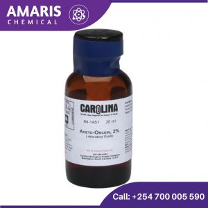 Acerto orcein amaris chemical solutions
