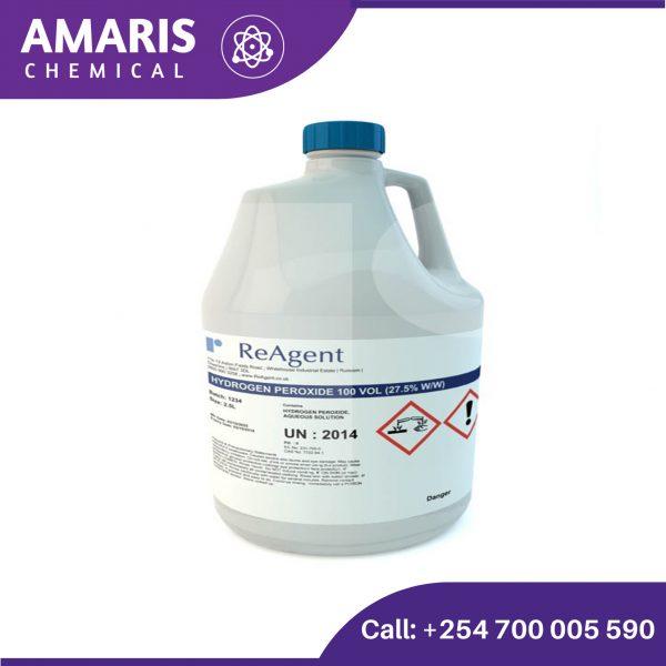 Hydrogen Peroxide 30,20,40,100, vol amaris chemical solutions