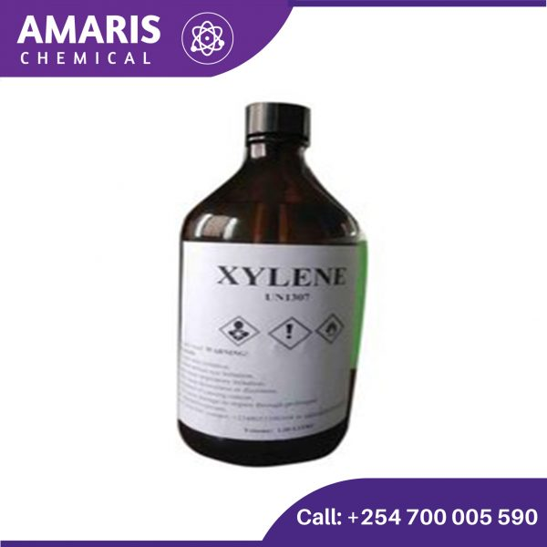 Xylene 2.5litres amaris chemical solutions