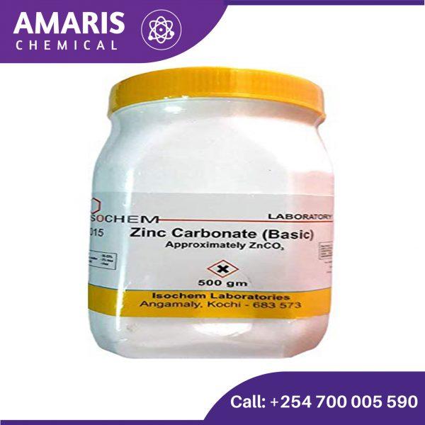 Zinc carbonate 500gm amaris chemical solutions