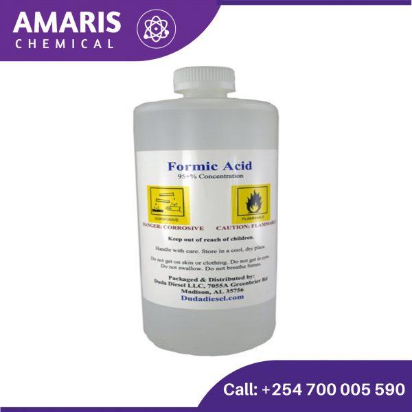 formic acid 1 litre amaris chemical solutions