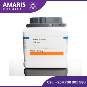 zinc oxide 500gm amaris chemical solutions