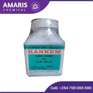 zinc powder 500gm amaris chemical solutions