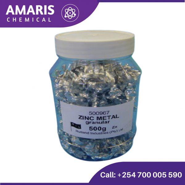zinc_metal_granular_500gm_amaris_chemical_solutions